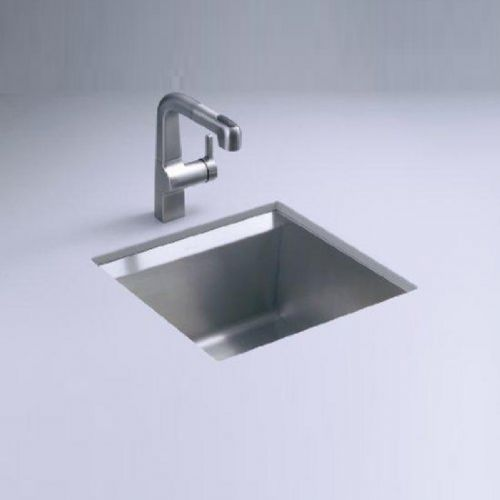 Kohler 8 Degree Stainless Steel Kitchen Sink - 3671-NA